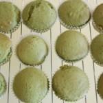 抹茶マフィン(レシピ有り)