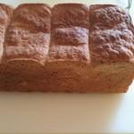 胚芽のロースト*胚芽パン