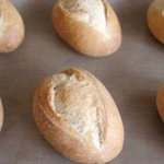 全粒粉クッペを作りました。リーンのパン、知識不足の反省・・・。