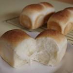 はちみつミニミニ食パン(自家製酵母)