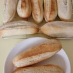 自家製酵母ハードパン(スリムバゲットとクッペ)