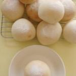 全粒粉まるパン(自家製酵母&国産小麦)