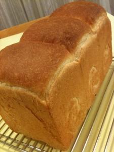 ホシノ天然酵母の山食パン