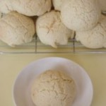 メロンパン(自家製酵母&国産小麦)
