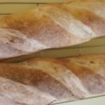 バケット(自家製酵母で国産小麦)